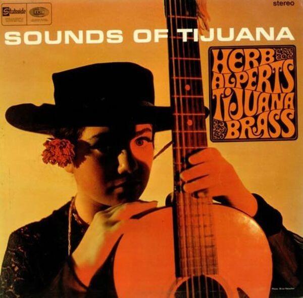 HERB ALPERT'S TIJUANA BRASS - Sounds Of Tijuana - 33T