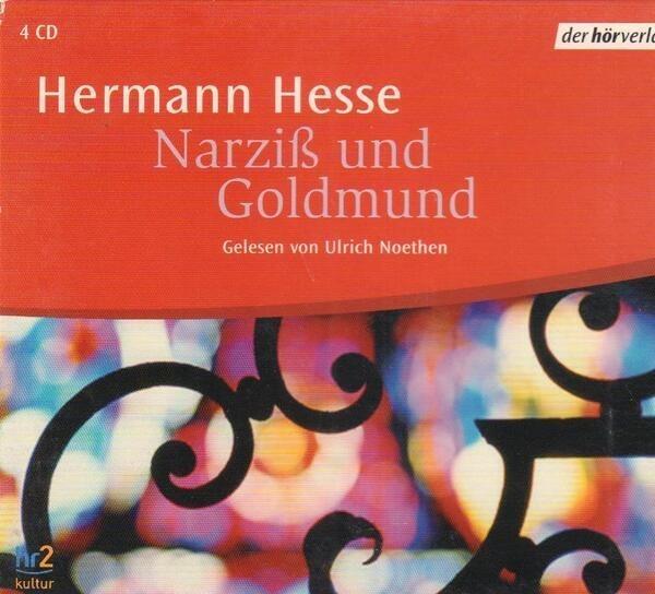 Hermann Hesse Narziß Und Goldmund Gelesn Von Ulrich Noethen