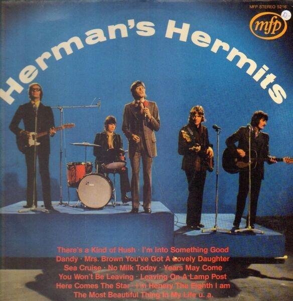 #<Artist:0x007f4489149fb8> - Herman's Hermits