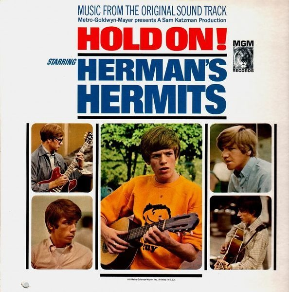 #<Artist:0x007f597a872578> - Hold On! (Music From The Original Sound Track)