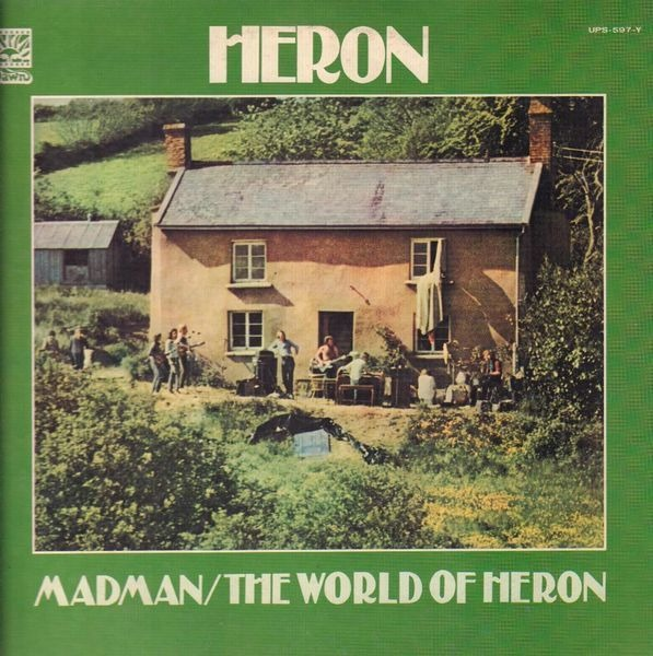 #<Artist:0x00007fd8e1c44958> - Madman / The World Of Heron