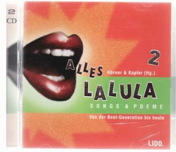 WOLFGANG HÖRNER UND HERBERT KAPFER - Alles Lalula 2 - CD x 2