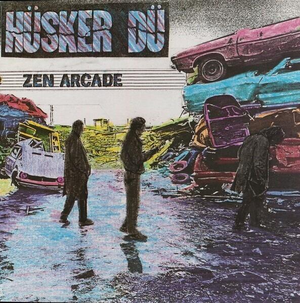 #<Artist:0x000000000832e468> - Zen Arcade