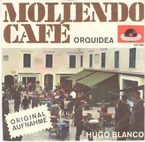 Hugo Blanco Moliendo Café