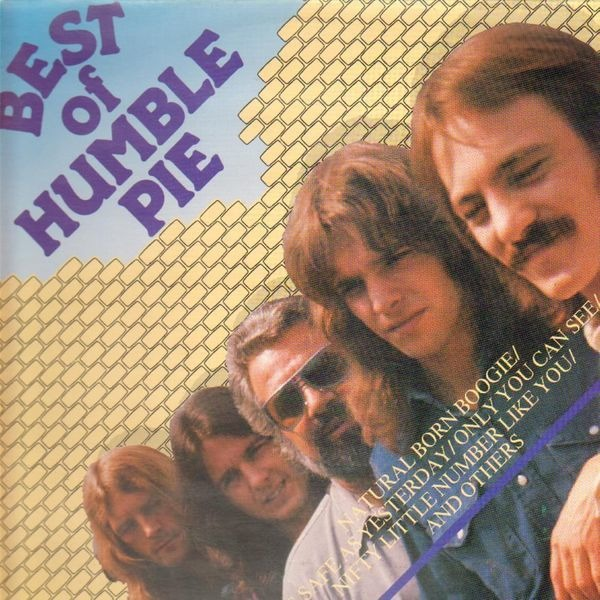 #<Artist:0x007fe332c52bb0> - Best Of Humble Pie