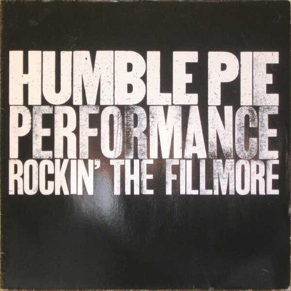 #<Artist:0x007fa7c2f9f8f0> - Performance, Rockin' The Fillmore