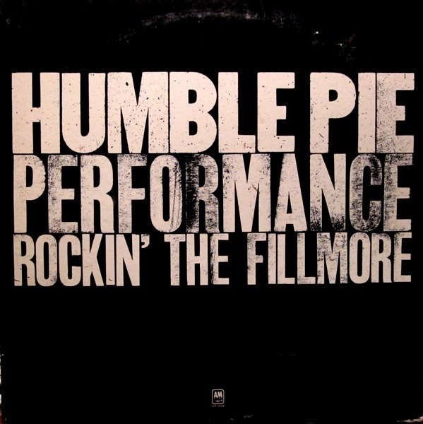 #<Artist:0x007f9b7bb2a458> - Performance Rockin' The Fillmore