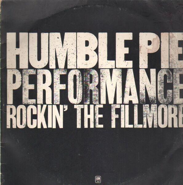 #<Artist:0x007f33aa502758> - Performance: Rockin' The Fillmore