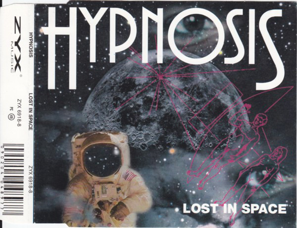 HYPNOSIS - Lost In Space - CD single