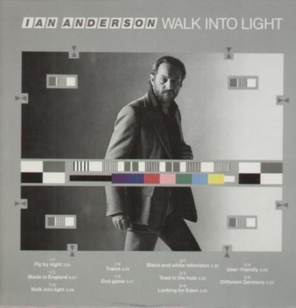 IAN ANDERSON - Walk into light - 33T