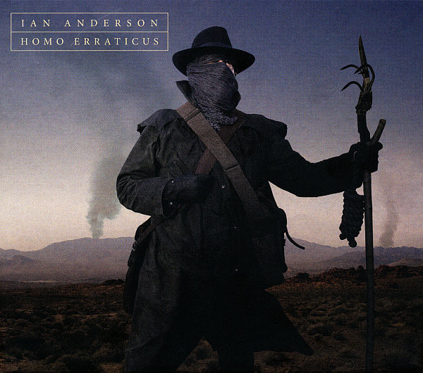 IAN ANDERSON - Homo Erraticus - CD