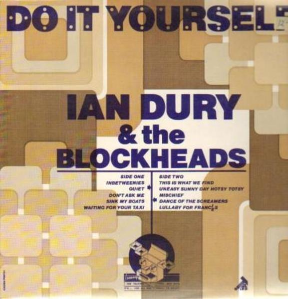 Do it yourself by ian dury and the blockheads lp with recordsale ian dury and the blockheads do it yourself solutioingenieria Choice Image