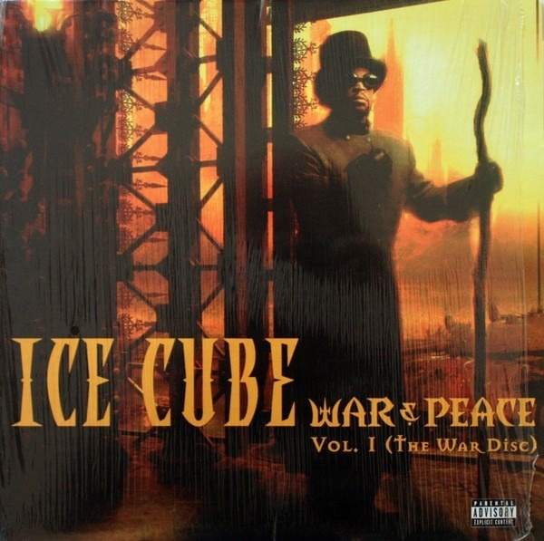 #<Artist:0x00007f651f3e7c28> - War & Peace Vol. 1  (The War Disc)
