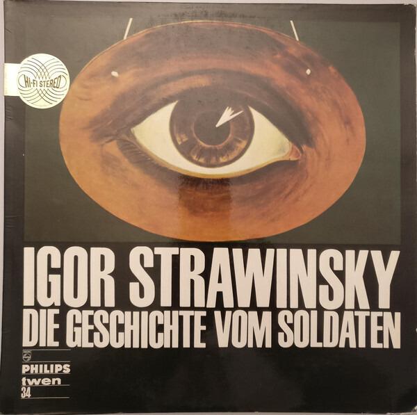 Igor Stravinsky Die Geschichte Vom Soldaten