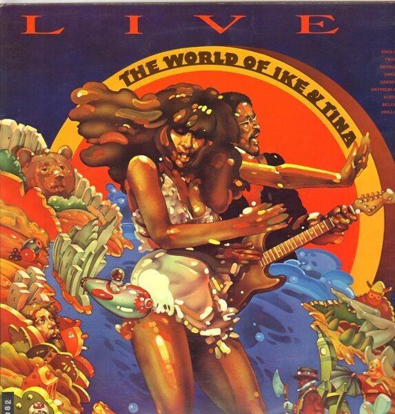 #<Artist:0x00007f4dfaeb92f0> - The World Of Ike & Tina