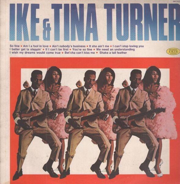 #<Artist:0x007fcf564adb48> - Ike & Tina Turner
