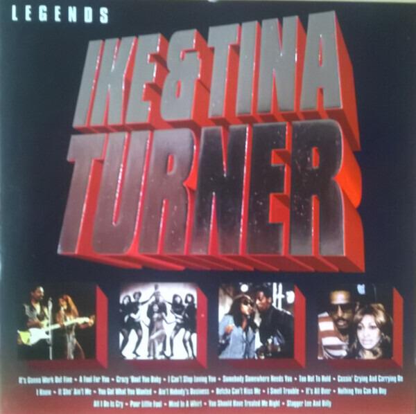 #<Artist:0x007faf3880c6d8> - Ike & Tina Turner