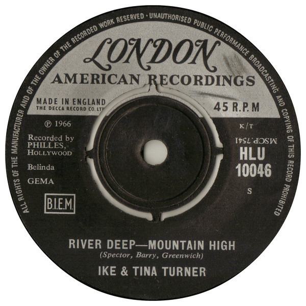 #<Artist:0x007fafc48b0328> - River Deep - Mountain High