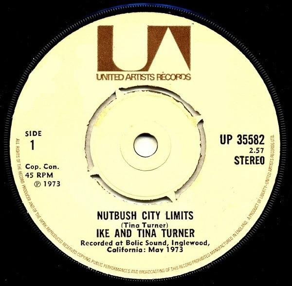 #<Artist:0x007f55afebac38> - Nutbush City Limits / Help Him