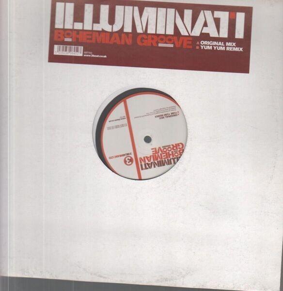 The Illuminati Records Lps Vinyl And Cds Musicstack