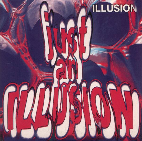 ILLUSION - Just An Illusion - CD single