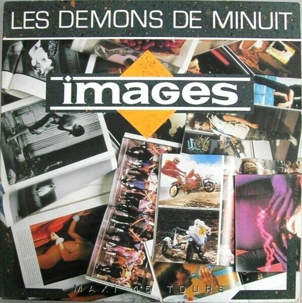 IMAGES - Les Démons De Minuit - Maxi x 1