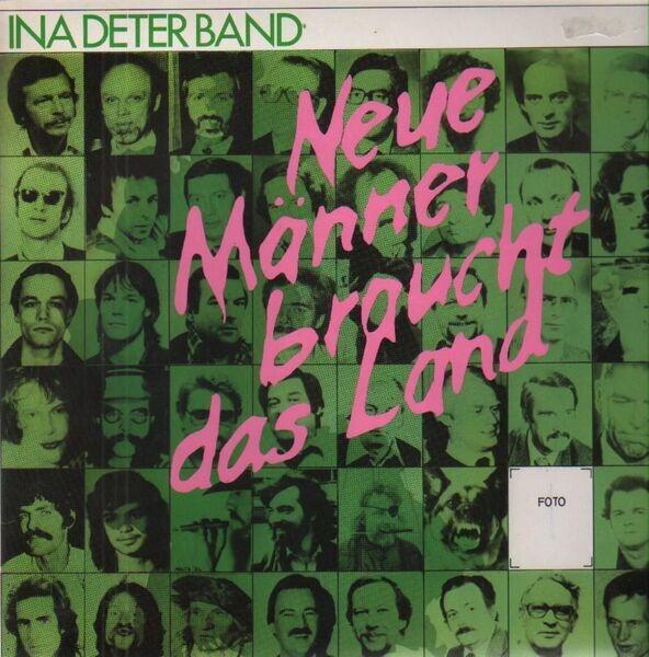 Neue Männer Braucht Das Land By Ina Deter Band Lp With Recordsale
