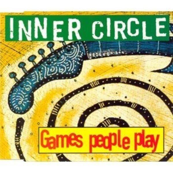 INNER CIRCLE - Games people play - CD single