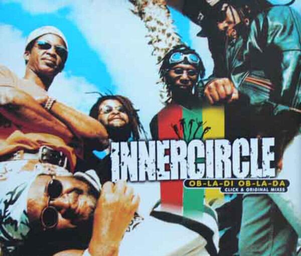 INNER CIRCLE - Ob-La-Di Ob-La-Da - CD single