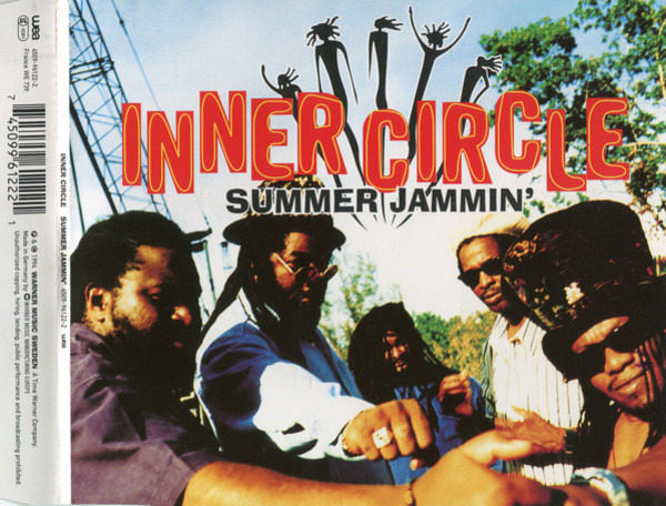 INNER CIRCLE - Summer Jammin' - CD single