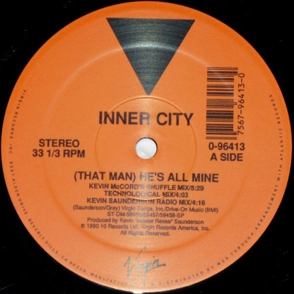 Inner City (That Man) He's All Mine