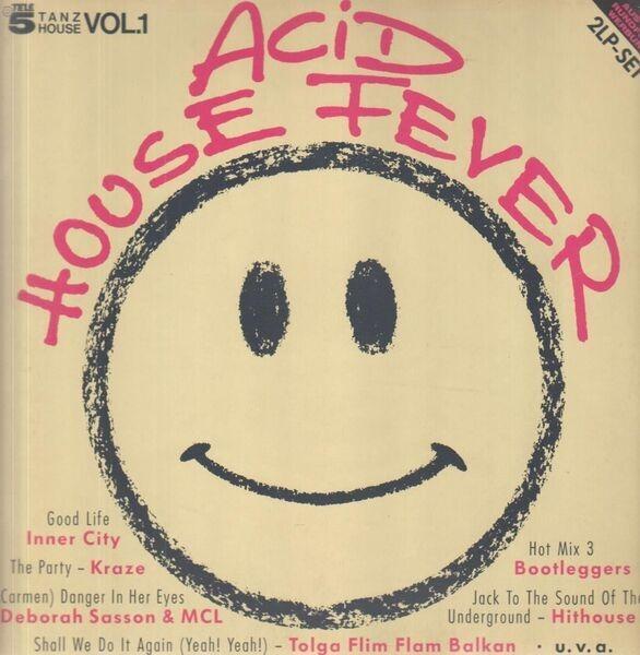 Inner City, Kym Mazelle, Rififi, Humanoid... Acid House Fever