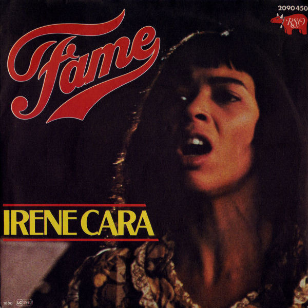 Fame Never Alone By Irene Cara 7inch X 1 With
