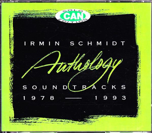 #<Artist:0x00007f811f213a98> - Anthology - Soundtracks 1978-1993