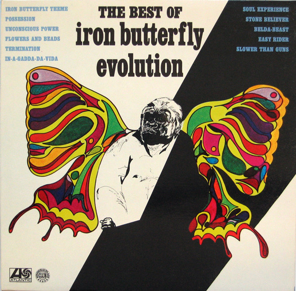 #<Artist:0x007faf26b6bd40> - The Best Of Iron Butterfly Evolution