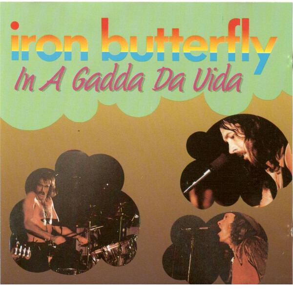 #<Artist:0x007f8237230620> - In A Gadda Da Vida