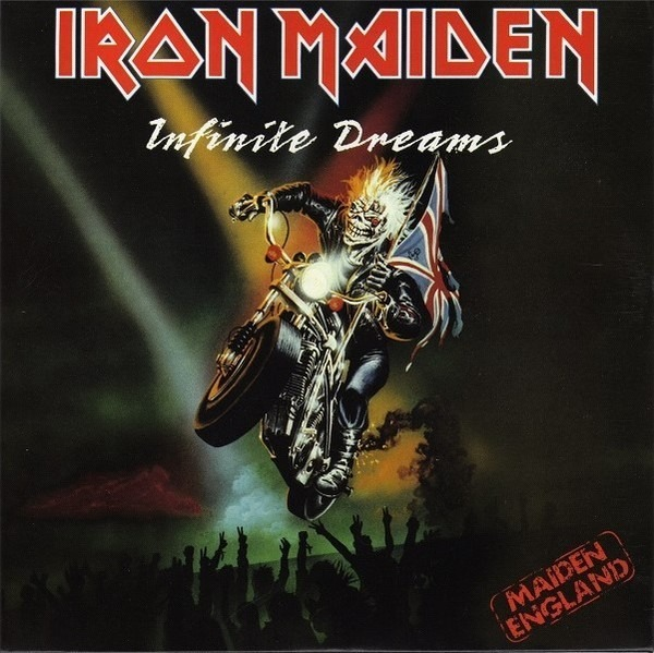 Iron Maiden Infinite Dreams