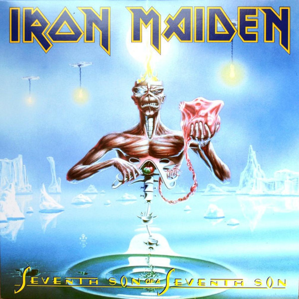 Iron Maiden - Seventh Son Of A Seventh Son (still Sealed)