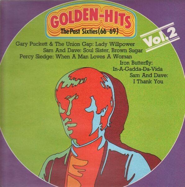 #<Artist:0x00007fdc6ce87ee8> - Golden-Hits The Past Sixties (66-69) Vol. II