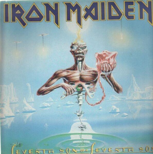 Iron Maiden - Seventh Son Of A Seventh Son Album
