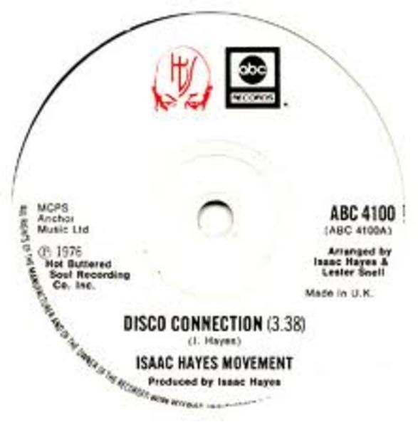Isaac Hayes Movement disco connection / st. thomas square