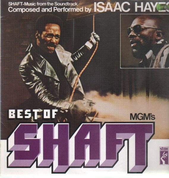 Isaac Hayes Best Of Shaft