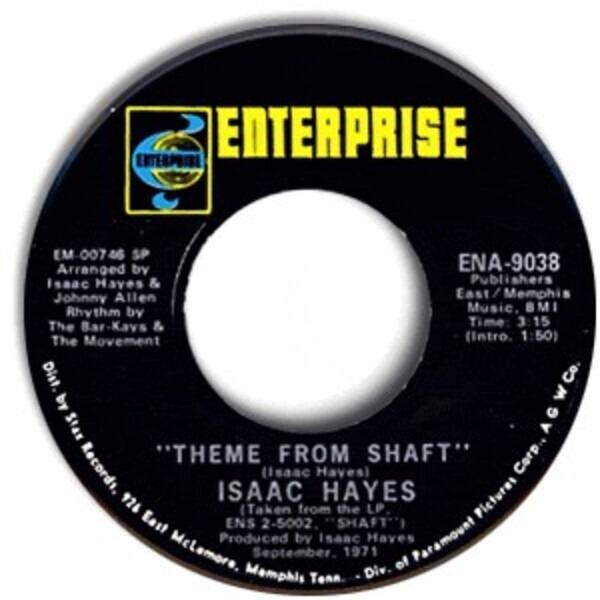 #<Artist:0x00007fd902da8878> - Theme From Shaft