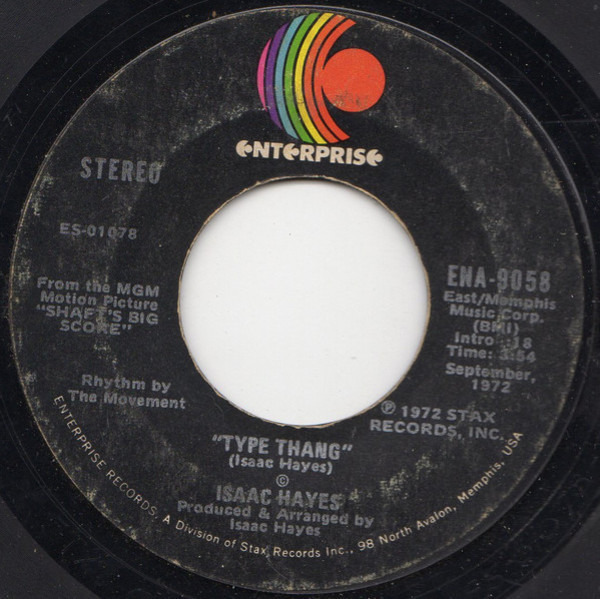 #<Artist:0x0000000007cc5d10> - Theme From The Men / Type Thang