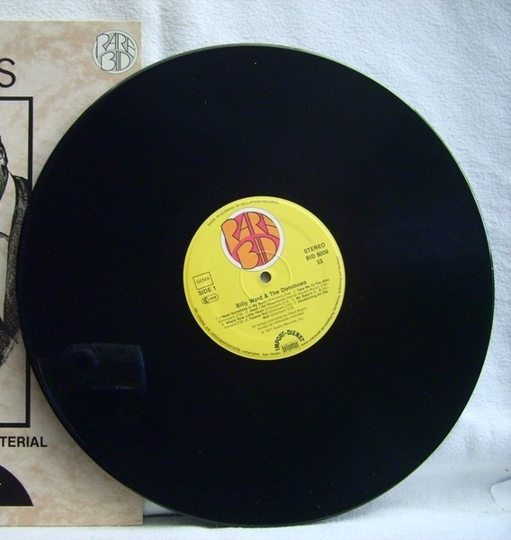 Jackie Wilson With Billy Ward And His Dominoes 14 Hits - Volume Three