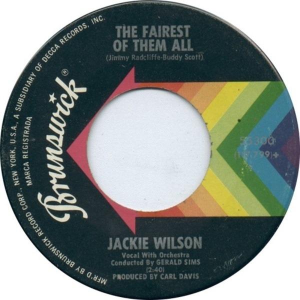 Jackie Wilson Whispers (Getting Louder)