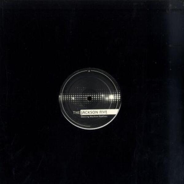 JACKSON 5 & HENRIK SCHWARZ - Dancing Machine-the Henrik Schwarz Mixes - Maxi x 1