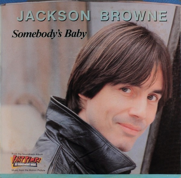 Jackson Browne - Somebody's Baby Album