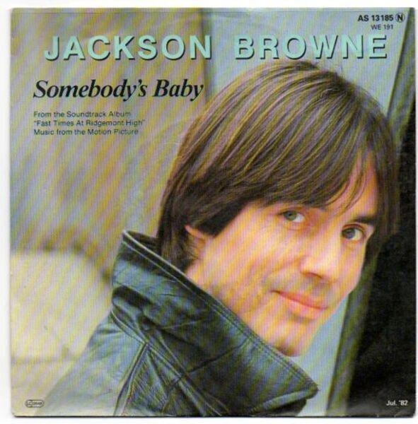 Jackson Browne - Somebody's Baby Record