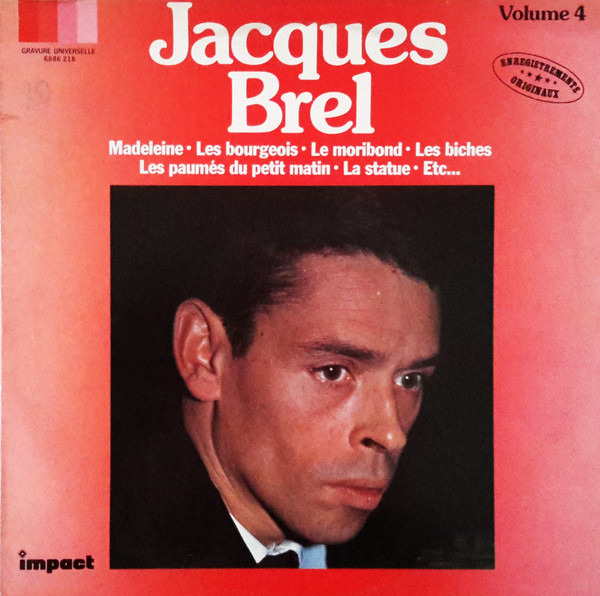 Jacques Brel Volume 4